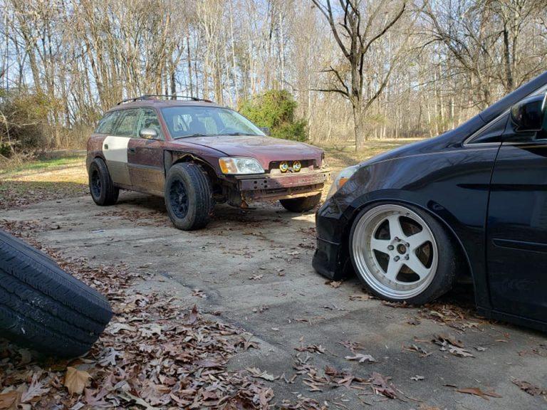 Reveal of the Subaru