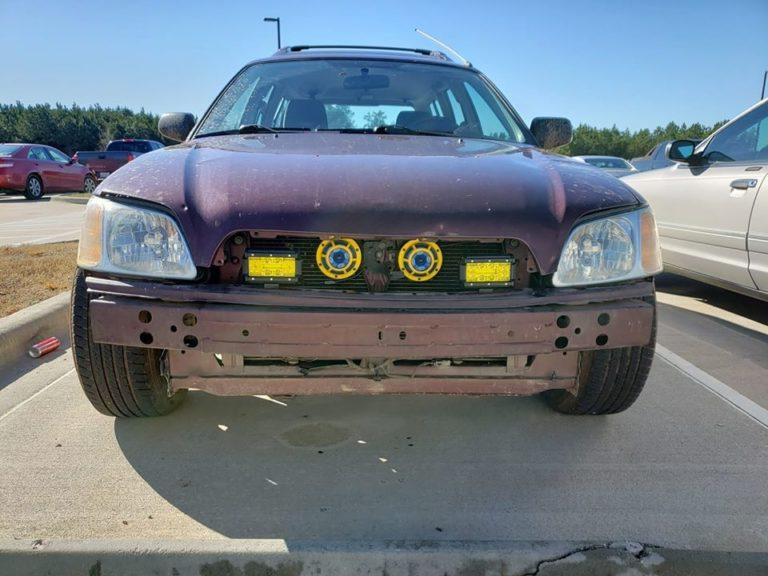 Subaru Lighting Upgrade
