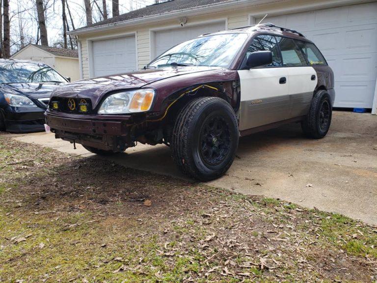 Subaru Wanted Attention