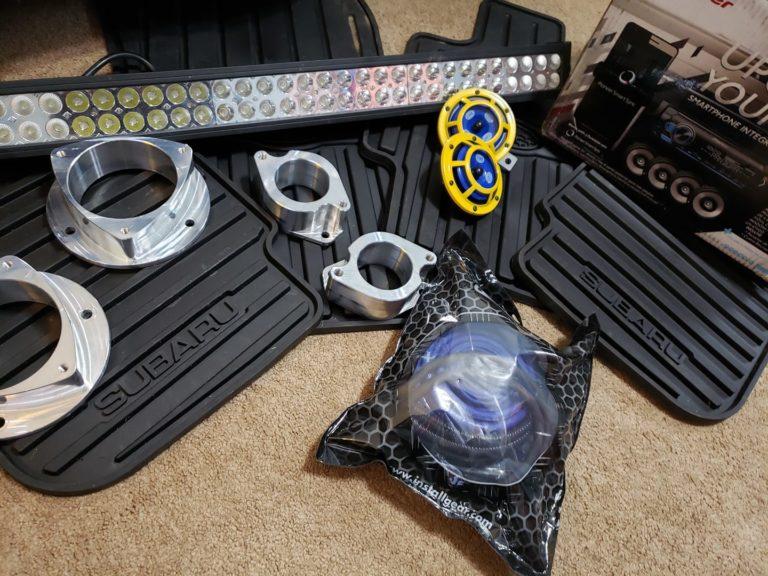 FJINC Subaru  – Update #1