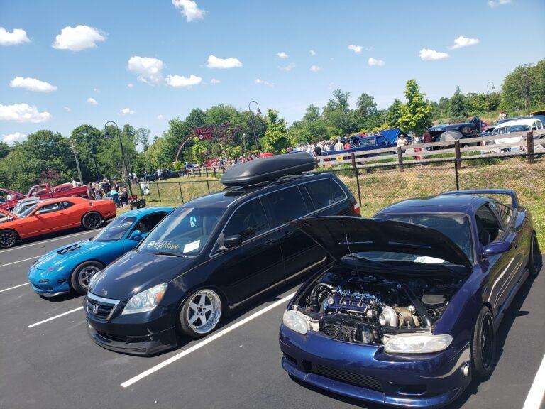 Red Oak Brewery Car Show