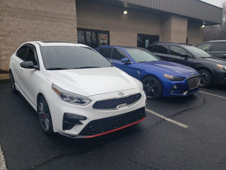 Rev6 Equipped 2020 Forte GT