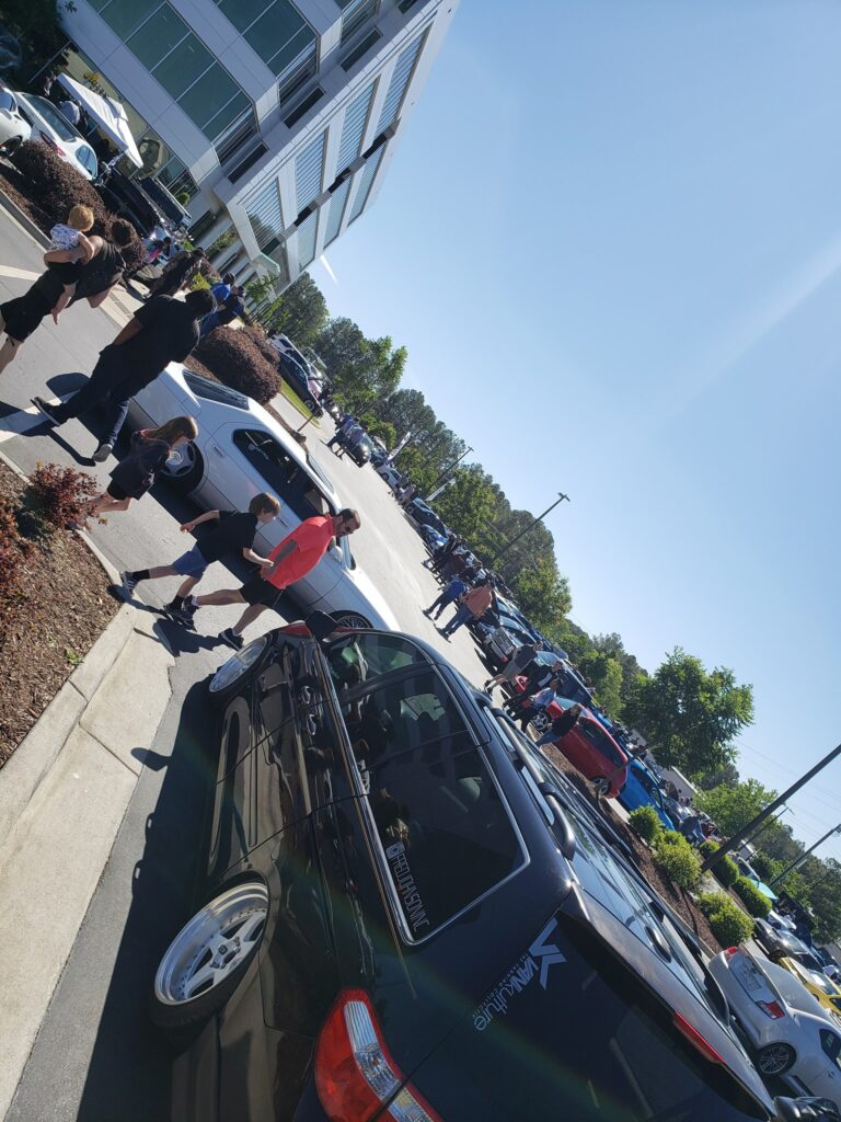 Cars and Coffee – Morrisville,NC